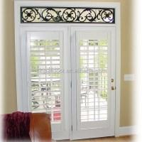 Exterior Sliding Patio French Door With Mini Door For Pet ...