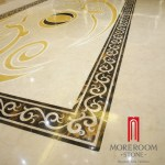 Italy Natural Stone Portoro Composite Marble Border Design For Hotel Project Flooring Decor Foshan Mono Building Material Co Ltd Moreroom Stone