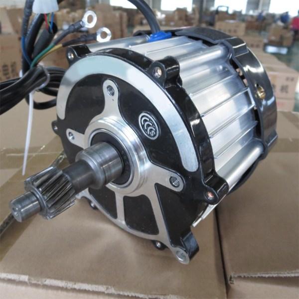 75kw 100hp Electric Car Motor 100kw