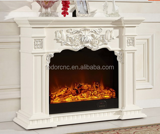 Wholesale fireplace core insert and metal fireplace frame