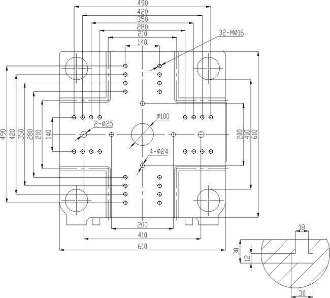 Htw140/pet Standard Sizes Pet Pvc Injection Molding