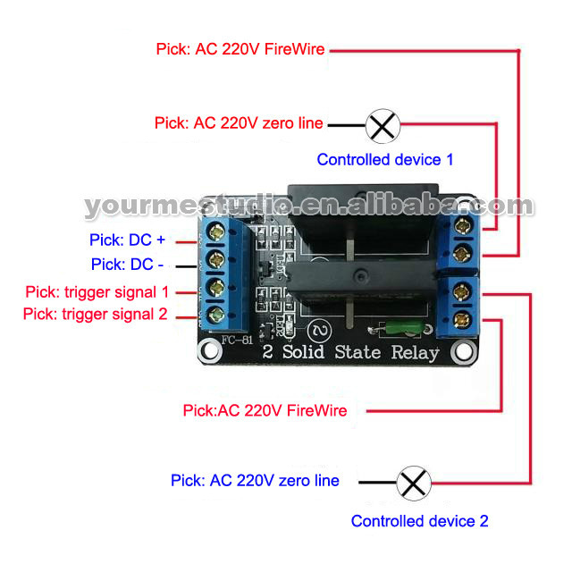 Relay Dc As Well As 5 Wire Relay Wiring Diagram Also 16 Channel Relay