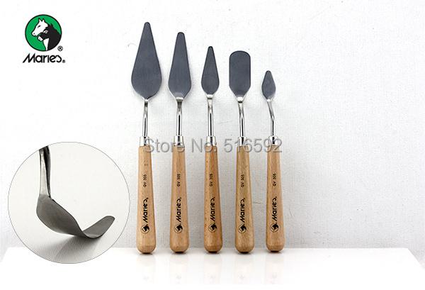 5 шт. <b>набор</b> художника профессиональная живопись нож мягкая ...