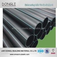 Big Diameter Plastic Hdpe Pipe 150mm Pn10 Hdpe Pipe For ...