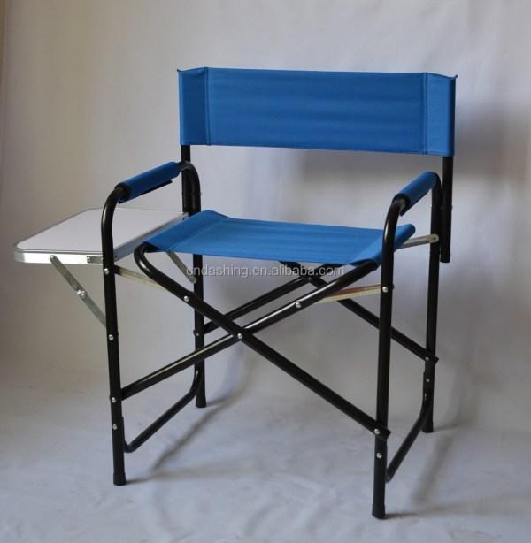 Aluminum Folding Camping Director Chair
