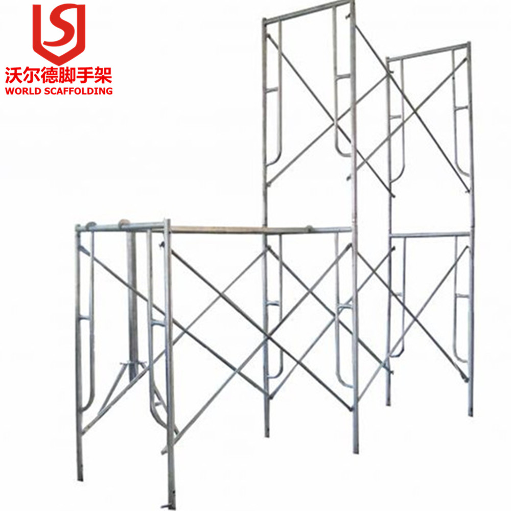 Iso Proved Scaffolding Formwork Frame Systems From China