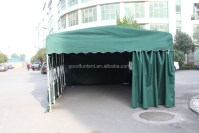 Patented Design Cheap Flat Top Folding Car Canopy Tents ...