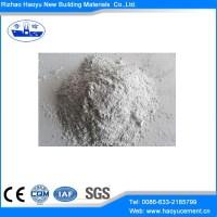 Ground Granulated Blast Furnace Slag Cement - Buy Slag ...