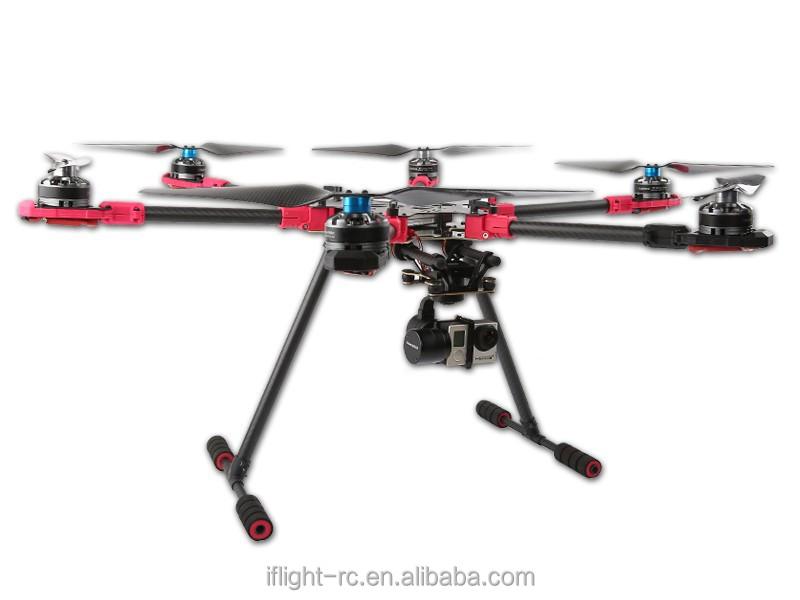 Iflight Super Light Hexacopter Frame Kit,Multicopter,Combo