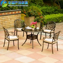 Durable Cheap Waterproof Garden Patio Tables And