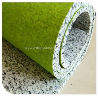 Factory Direct Sell Foam Carpet Underlay Foam Underlay ...