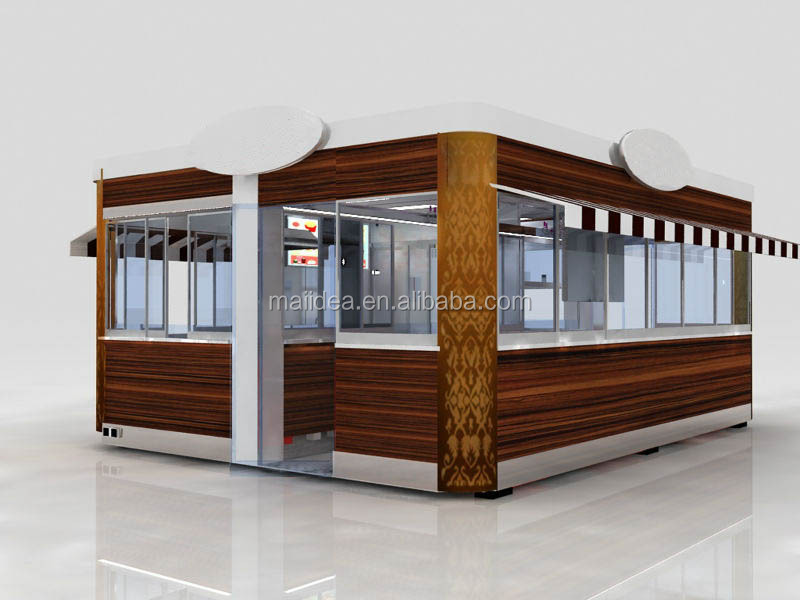 Hot Selling In High Quality Modular Shipping Container RestaurantFast Food Restaurants Uniform