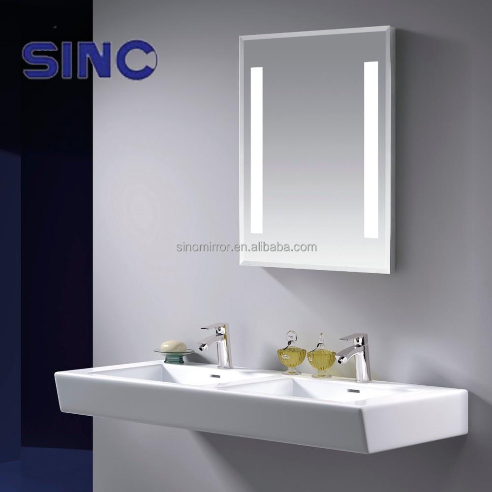 High Quality Led Bath Mirror For Hotel  Buy Led MirrorModern Bath MirrorsLed Cosmetic Mirror