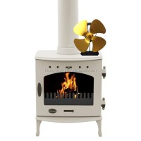 New Design Heat Powered Fireplace Fan For Wood Burning ...