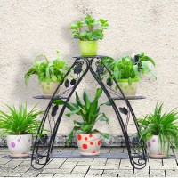 Metal Plant Holder Wrought Iron Plant Stands,Flower Holder ...