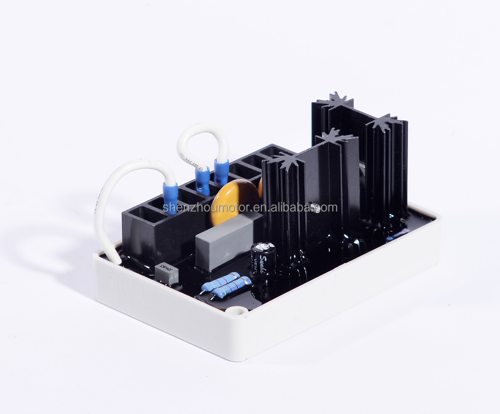 New Automatic Voltage Regulator For Avr Se350 A164 3 Phase Generator Wiring Diagram Picture