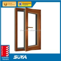 Aluminium Wood Composite Window Aluminum Casement Windows ...