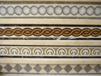 Painting Border Designs Marble Tile Edge Trim For Wall And ...