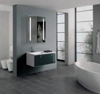 Frameless Bathroom Mirrored Medicine Cabinet - Buy ...
