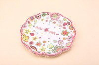 New Style Products Custom Printed Dinner Plates,Paper ...