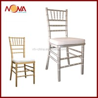 Stackable White Tiffany Chairs For Wedding Furniture - Buy ...