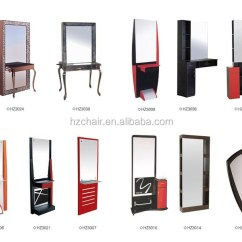 Salon Chairs For Cheap White Dining Chair Covers Australia 2015 Beautiful And Modern Decorative Wall Hair Styling Mirror Station - Buy Hairdressing ...