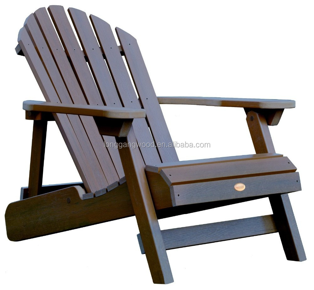 Hot Sale New Product For 2015 Folding Wooden Adirondack