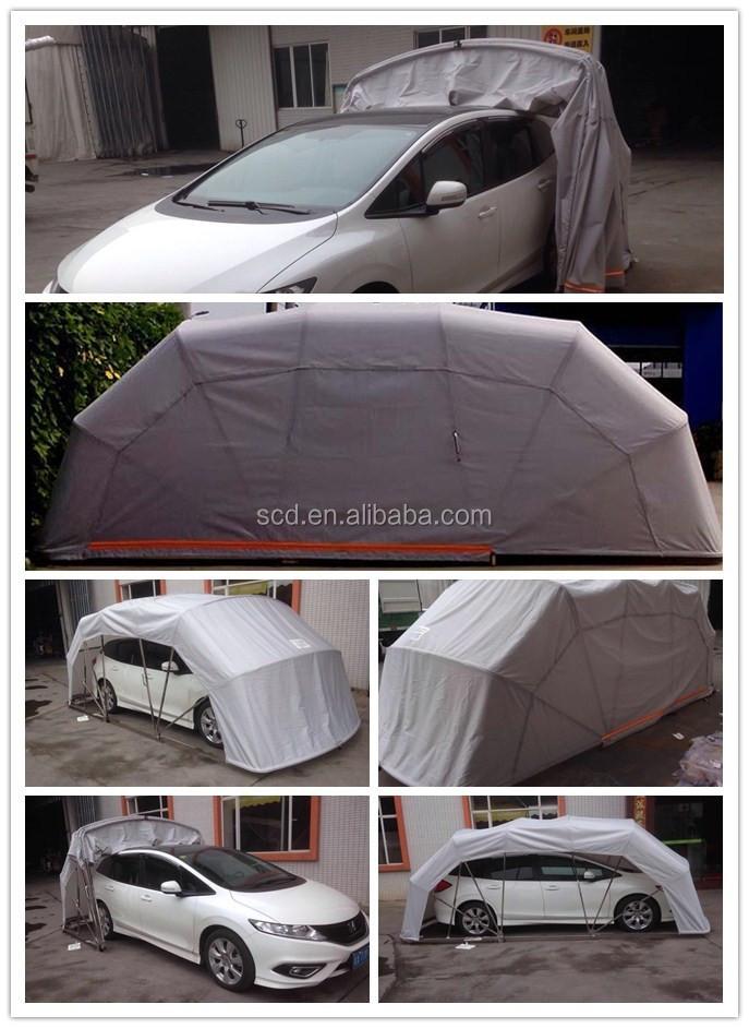 Foldable Car TentFolding Vehicle TentRemovable Carport