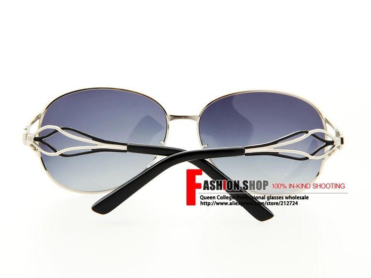 c4222b2b4 Roza frame da liga de design da marca mulheres snglasses polaroid polarized  lens óculos de sol vintage 4 cores uv400 qc0143
