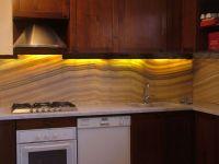 Newstar Polished Honey Onyx Backsplash - Buy Honey Onyx ...