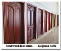Solid Wood Lowes Exterior Wood Doors - Buy Lowes Exterior ...