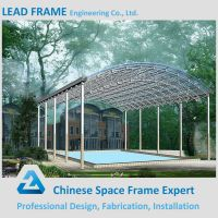 Prefab Large Clear Sunlight Outdoor Canopy For Pool - Buy ...