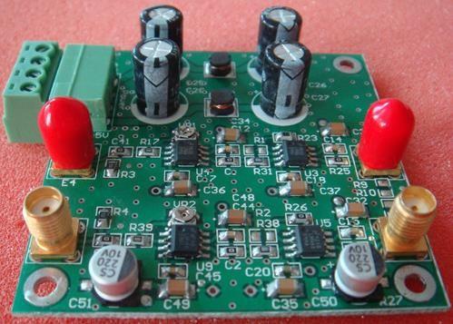 ̿̿̿(•̪ )Spedizione Gratuita! alta frequenza amplificatore Single ... e0b48b7e321