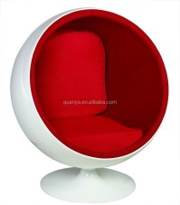 Fiberglass Ball Chair/ Egg Pod Chair / Cheap Egg Chair ...