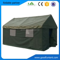 Waterproof Cotton Canvas Fabric Wall Tent For Sale - Buy ...