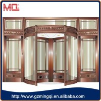Professional Gate Triple Sliding Closet Door In Guangzhou ...