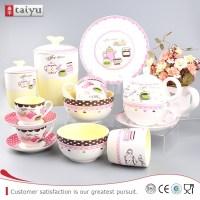 japanese ceramic tableware for restaurant tableware