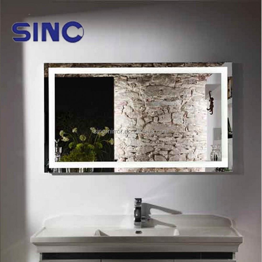 High Quality Illuminated Mirror For Bathroom  Buy Illuminated MirrorLed MirrorLed Bathroom