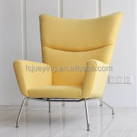 Wing Chair Home Furniture Fancy Living Room Chair - Buy ...