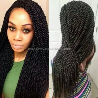 Human Hair Twist Braids