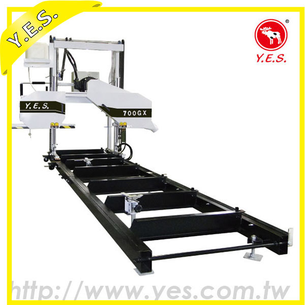 Horizontal Multipurpose Industrial Woodworking Sawmill Machine For ...