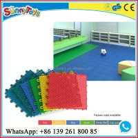 School Flooring Playground Gym Plastic Flooring - Buy ...