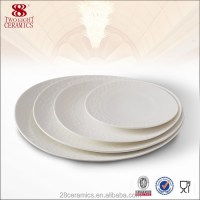 Good Quality Porcelain Dinnerware Set Oval Plate For Hotel ...