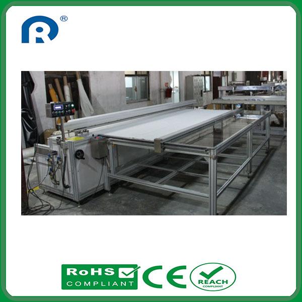 Multifunctional Roller Shade Fabrics Cutting Table