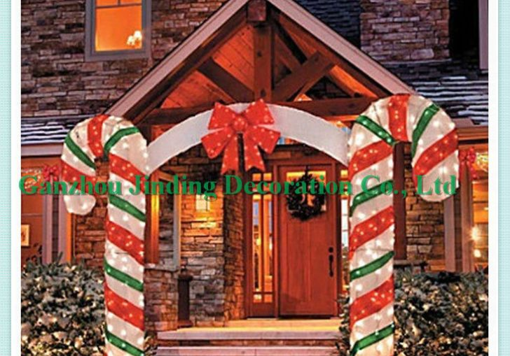 Large Outdoor Christmas Decorations Wholesale