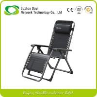 Yoler Luxury Zero Gravity Lounge Chair Folding Outdoor ...