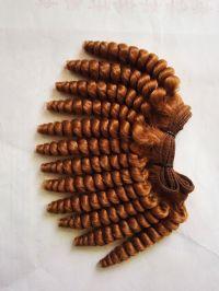 #27 Nubian Twist Braiding Synthetic Afro Kinky Braiding ...