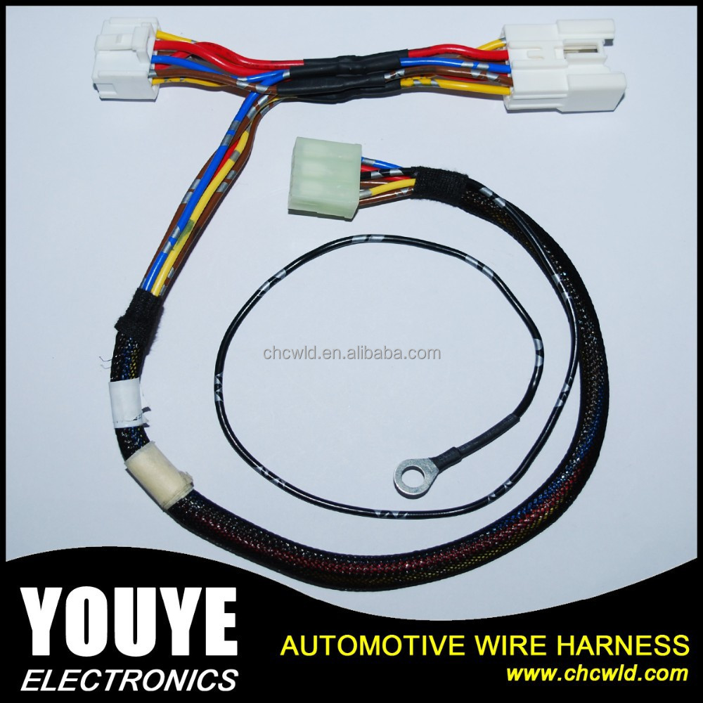 hight resolution of auto wiring harnesspower cableelectrical wire harnesses product on