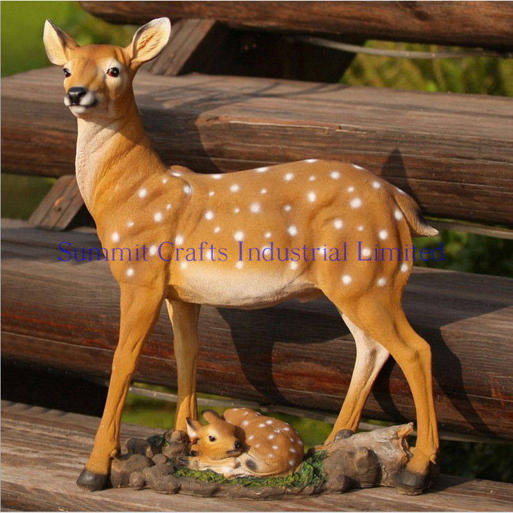 Outdoor Lawn Figurines