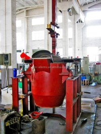 Small Dc Electric Arc Furnace For Silicon